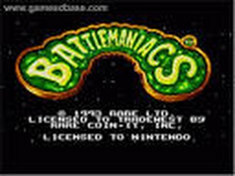 Battletoads in Battlemaniacs (2 player Co-op )