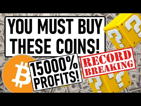 +15000% PROFIT ALTCOIN PICKS!! PARABOLIC GEM PICK ABOUT TO PUMP TODAY!! BITCOIN ETF: BREAKS RECORDS!