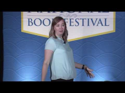 Shannon Hale: 2016 National Book Festival