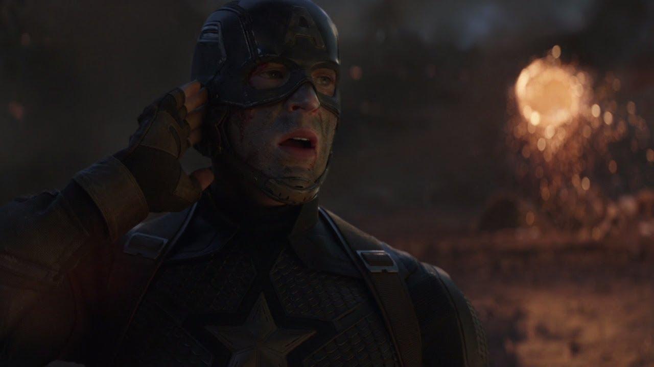 On Your Left Portals Scene Pt 1 Avengers Endgame Movie Clip Hd Youtube