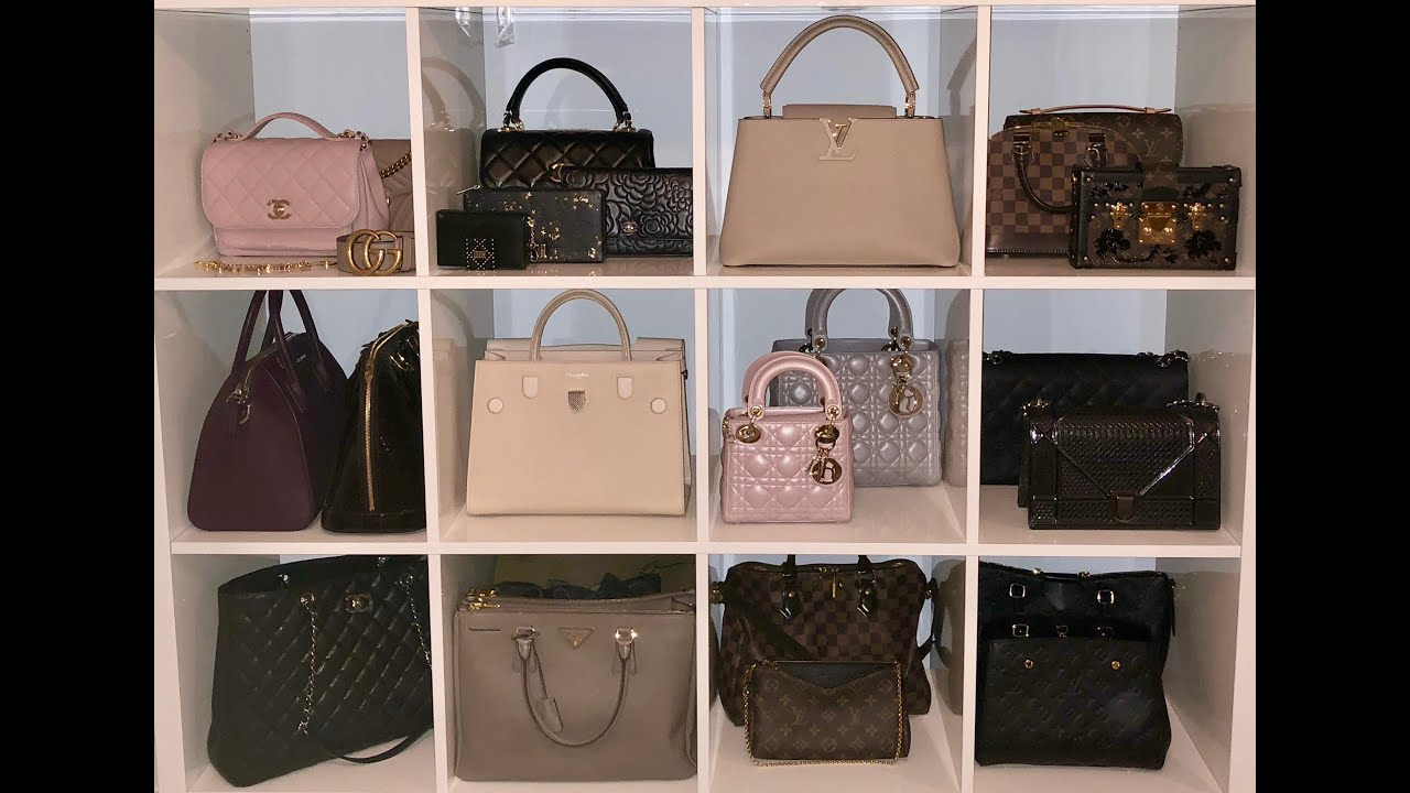 Luxury Bags To Start A Collection