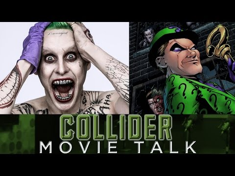 Collider Movie Talk - Joker and Riddler Almost Made It Into Batman V Superman