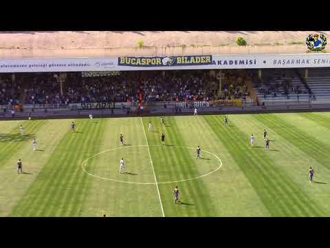 2.Lig Kırmızı Grup 32.Hafta | Bucaspor'umuz 1-1 Menemen Maçı | Kulakları Sağır Edecek Alfabe