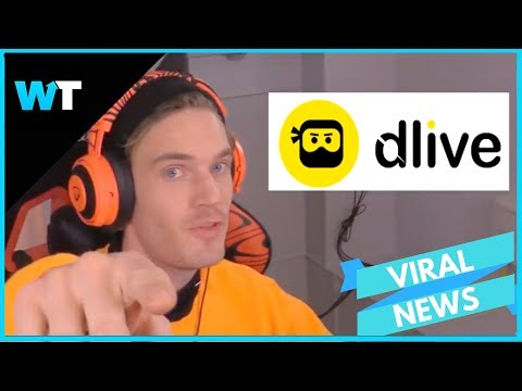 Will Pewdiepie LEAVE Youtube for DLIVE??