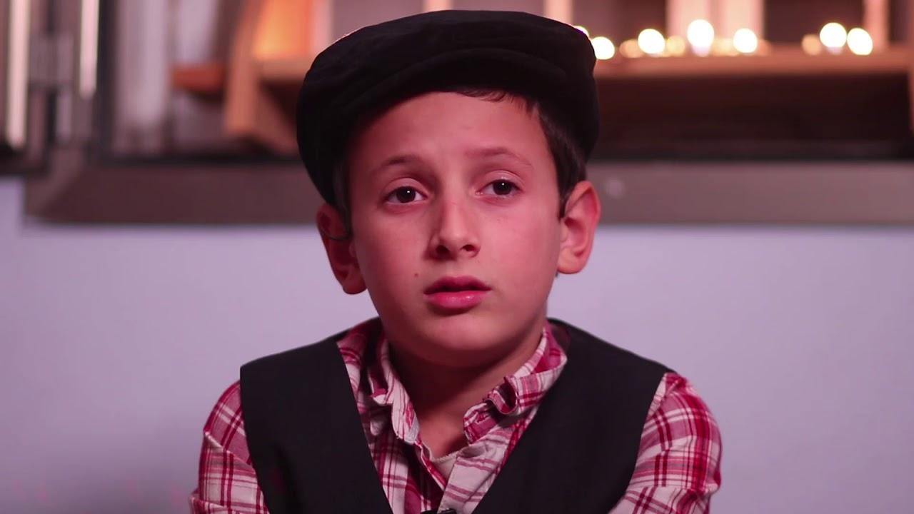 עיניים צופיות למרחוק - סרט לילדים
