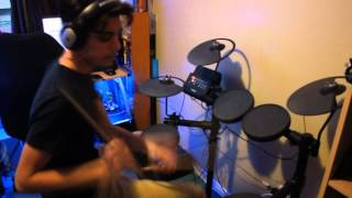 Arctic Monkeys - Stop the world cause I want to get off with you (Drum Cover) - BrandonGMusic
