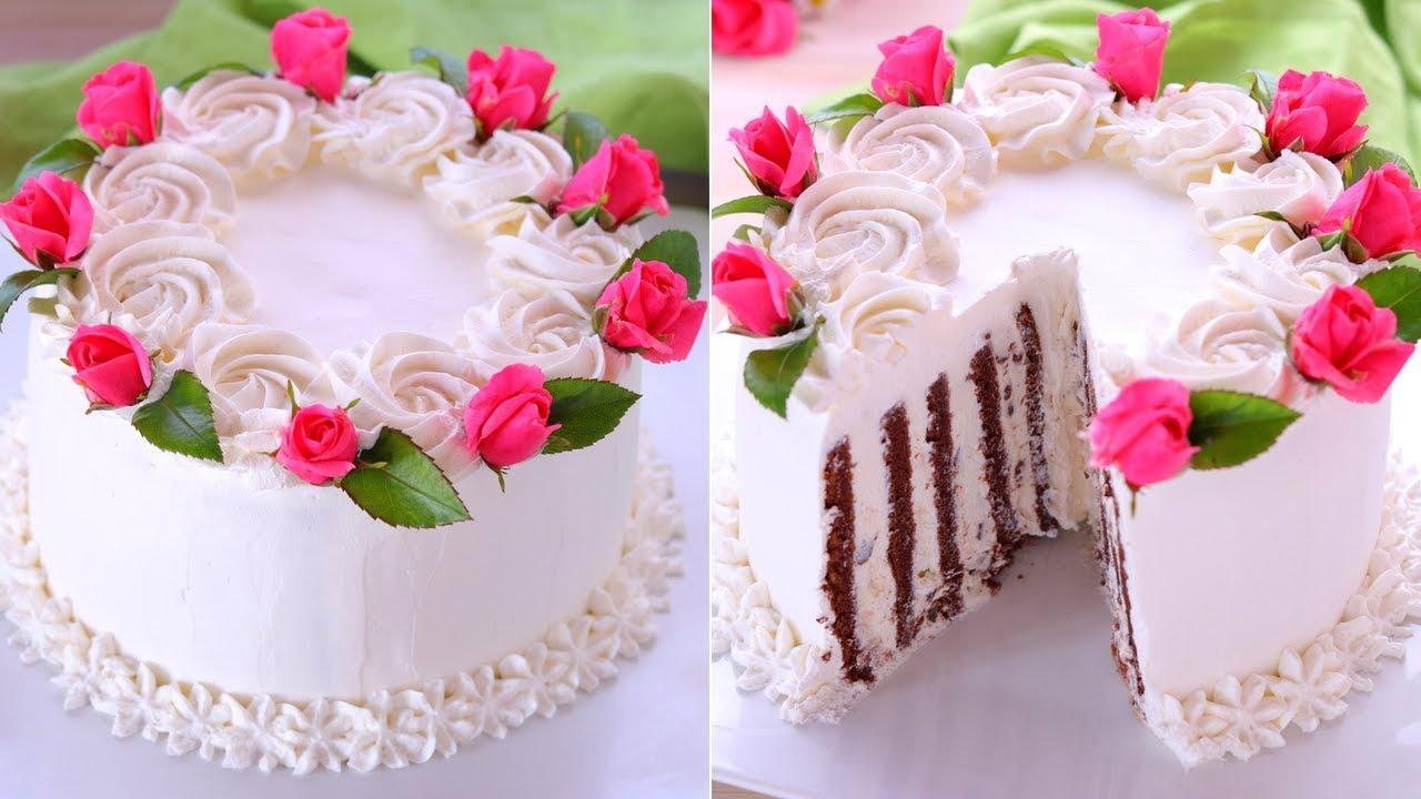 Torta Compleanno Per Mamma.Torta Mammamia Di Benedetta Ricetta Facile Mammamia Cake Easy