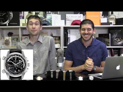 Breitling Company Finally SOLD! This Weeks Watch News with Tim and Josh