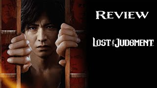 Lost Judgement Review - Brilliant Detective Story (Video Game Video Review)