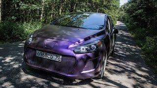 Пежо 308 (Peugeot 308) тюнинг,автозвук. Драг-тест на канале Посмотрим