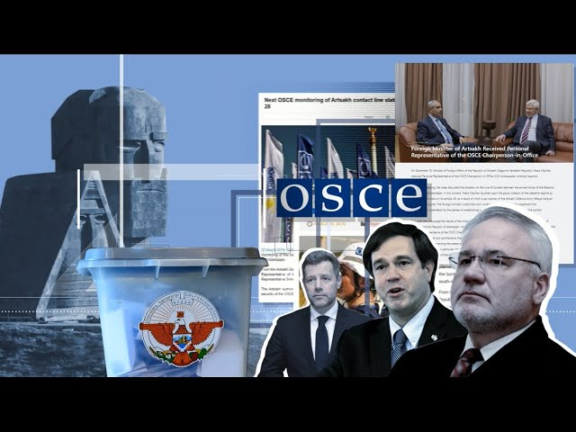 Արցախի ընտրություններն ու ԵԱՀԿ Մինսկի խմբի համանախագահները