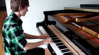 Coldplay Paradise Piano Cover
