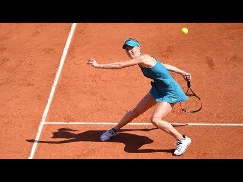 Tenisin En Güzel Kızları | Roland Garros 2017