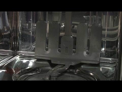 Lower ProScrub Manifold - KitchenAid Dishwasher Model #KDTE204EPA3