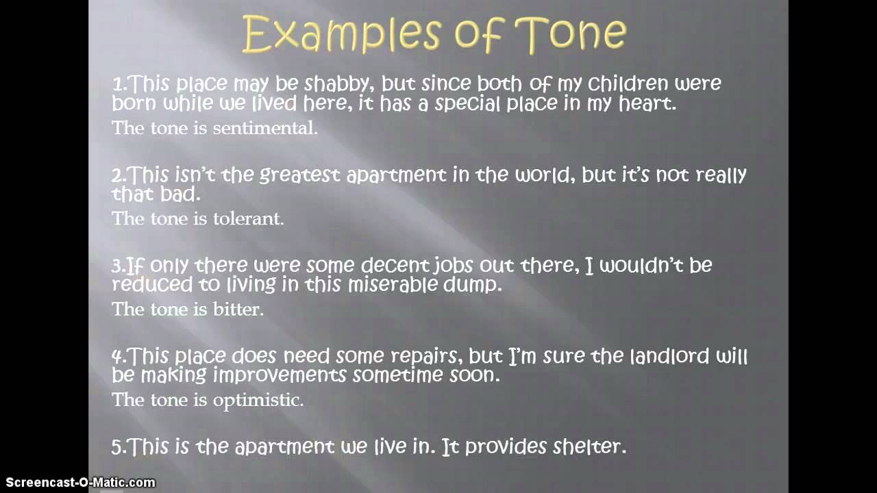 Tone/Mood - Mrs. Abraham's 6th Grade [ 720 x 1280 Pixel ]