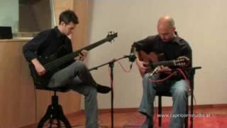 Yorgos Nousis & Roger Lock - Mamen - Acoustic Guitar and Fretless Bass