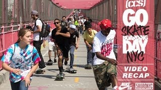 Go Skateboarding Day NYC 2013 | Video Recap