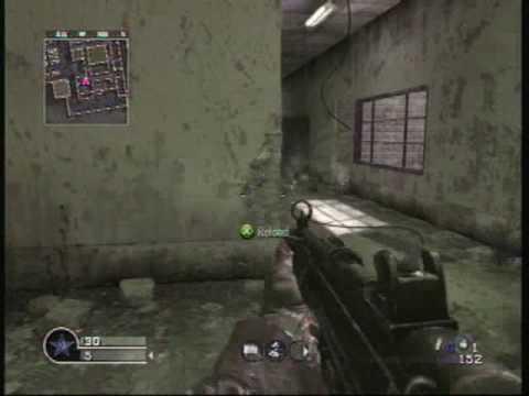 Random Moments in Call of Duty 4 - sS JUGG3RN4UT