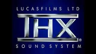 LUCASFILMS THX intro