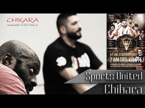 Sports United #7 - Chikara + Battle of Berlin Ansage