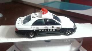 Takara TOMY 110 TOYOTA CROWN PATROL CAR