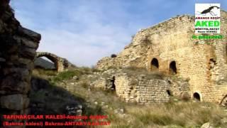 TAPINAKÇILAR KALESİ Bakras kalesi Amanos dağları Amanos keşif AKED Nazım SÖNMEZ
