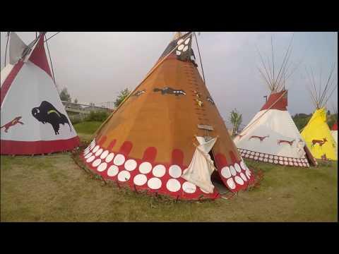 Canada: Buscando A Mi Sangre, Nativos, Cantos Y Baile