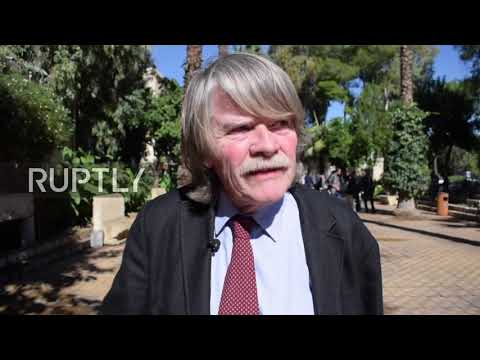 Syria: National Museum of Damascus reopens after seven-year closure