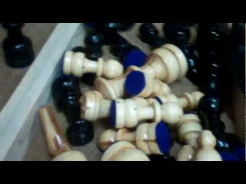 Went to Buy a Chess Set with Mely