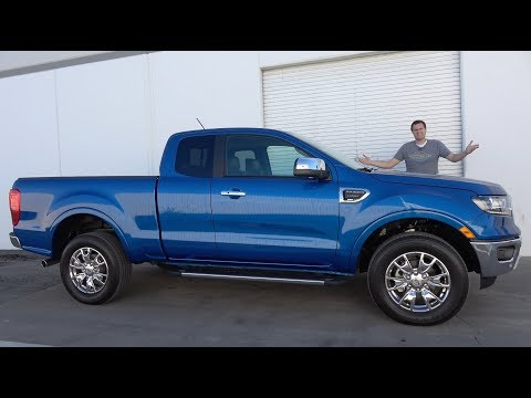 The 2019 Ford Ranger Is the Return of the Ranger to the USA