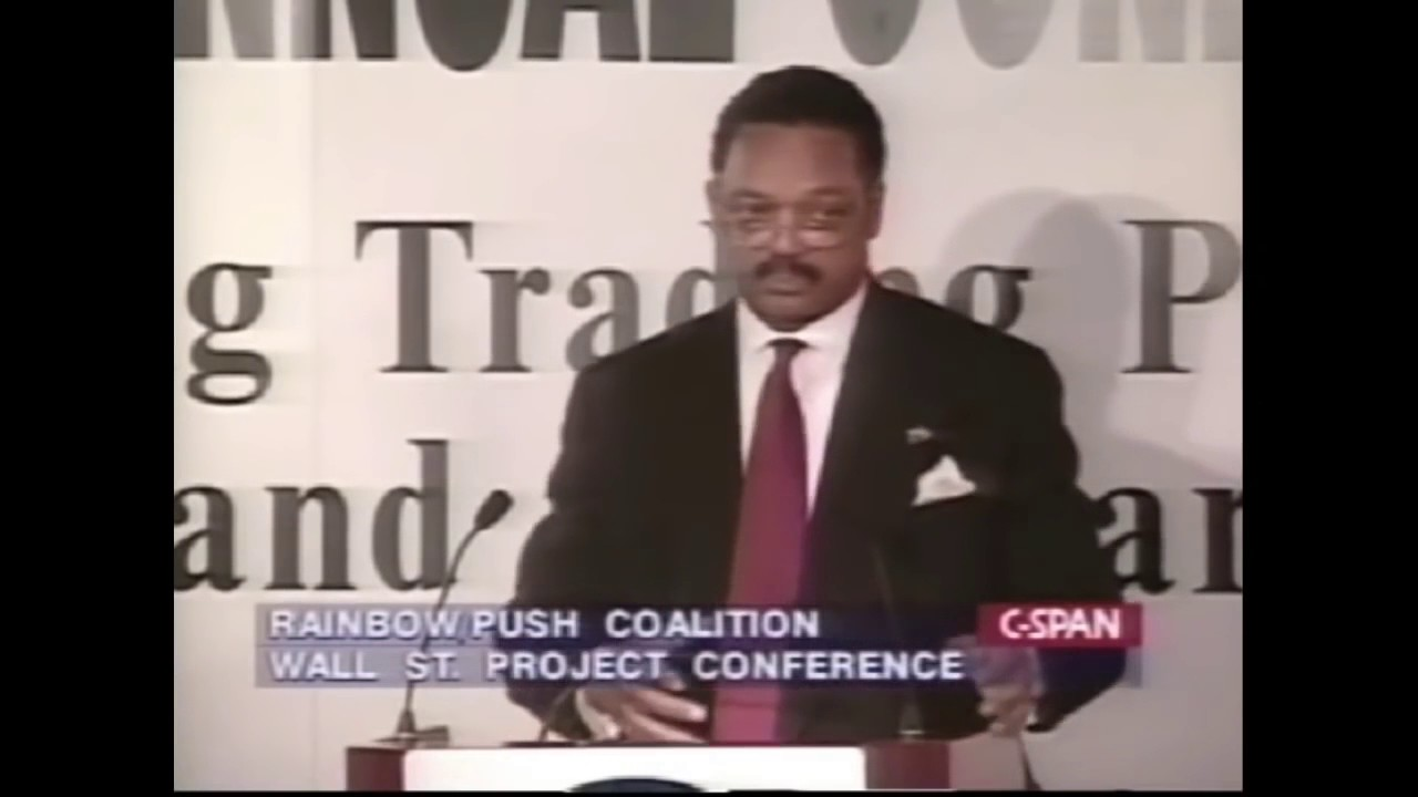 Jesse Jackson Praises Trump in 1999 for LIFETIME of helping African American Community