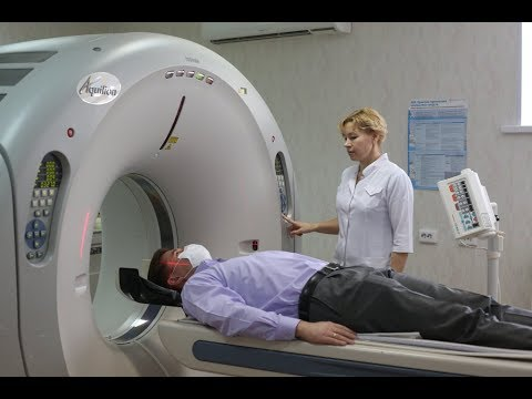 Работа рентгенологического отделения Оренбургской областной клинической больницы