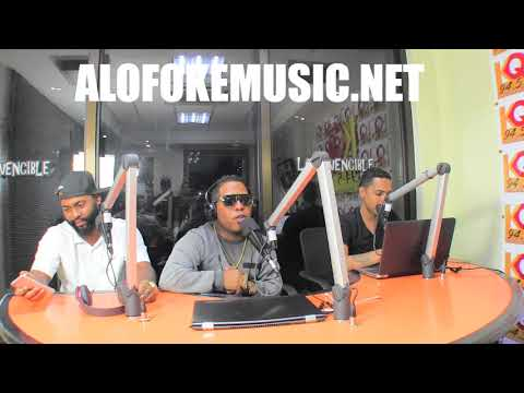 Histórica entrevista a Chimbala & El Fother aka El Dúo Dinámico en Alofoke Radio Show!!!