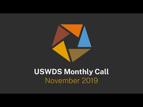 U.S. Web Design System: November Monthly Call thumbnail