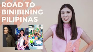 REACTING To My BINIBINING PILIPINAS Journey | NICOLE CORDOVES