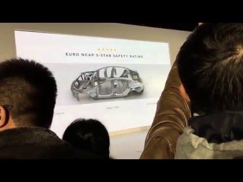 Tesla Hong Kong Special Event - Elon Musk & Jon McNeill - Jan 25, 2016