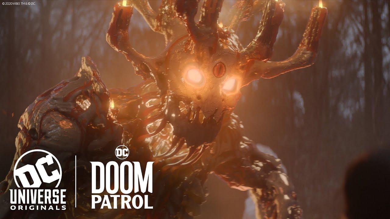Doom Patrol Dc Universe Season 2 Episode 8 Teaser Dc