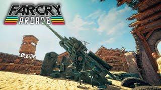 Far Cry 5 MADMAX VILLAGE AMBUSH (Far Cry Arcade)