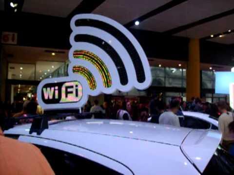 wifi agile salon del automovil bsas 2011
