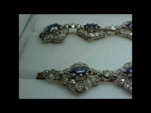 Marie Antoinette French Crown Jewels by Peter John Parisis G G