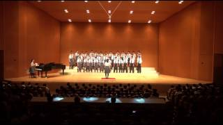 【須磨学園文化祭2017合唱コンクール予選】J2-1