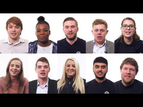 Apprentices at TfL