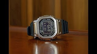 Unboxing: CASIO G-SHOCK Connected GMW-B5000-1JF