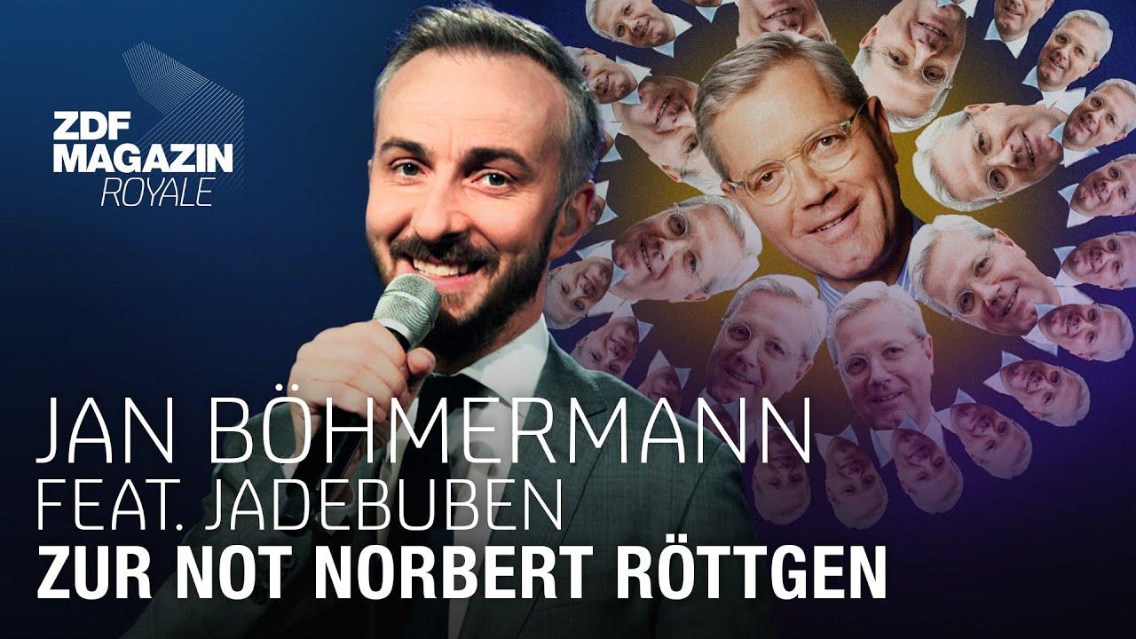 /COMPOSER, ARRANGER, GUITARIST: Jan Böhmermann - Zur Not Norbert Röttgen