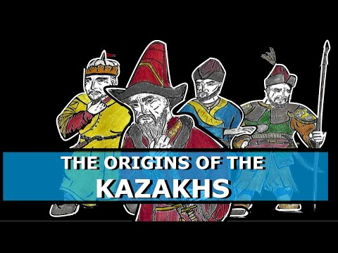 The Origins of the Kazakhs: 1420-1520