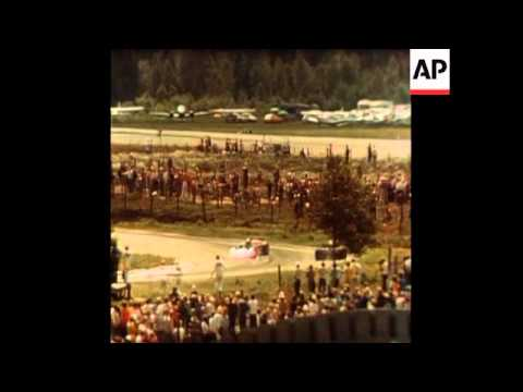 SYND 19 6 77 SWEDISH GRAND PRIX IN ANDERSTORP WON BY JACQUES LAFFITE