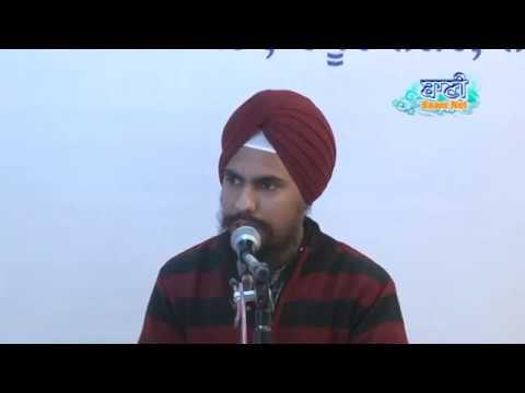 Anhad-Naad-2018-Raag-Basant-Hindol-Man-Kaha-Bisareyo-Raam-Naam-Bhai-Gurnaman-Singh-Ji