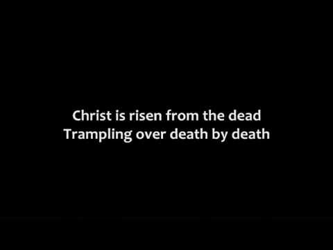 Christ is Risen - Matt Maher - Lyrics