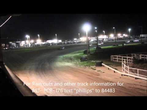 Phillips County Raceway Stock Feature July 3rd, 2014