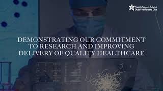 Dubai Healthcare City at Arab Health TV